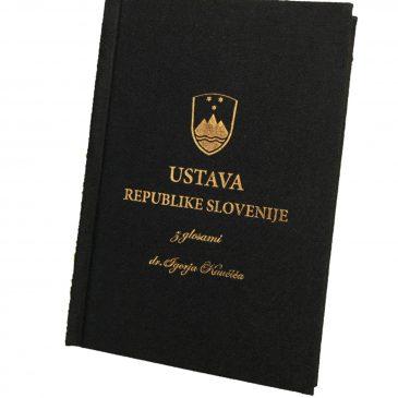 Vabilo: Ob obletnici sprejema Ustave Republike Slovenije