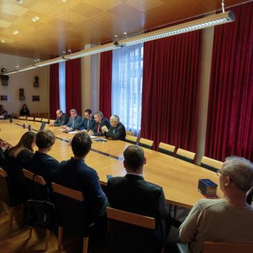Obeležitev 28-letnice sprejema nove slovenske ustave